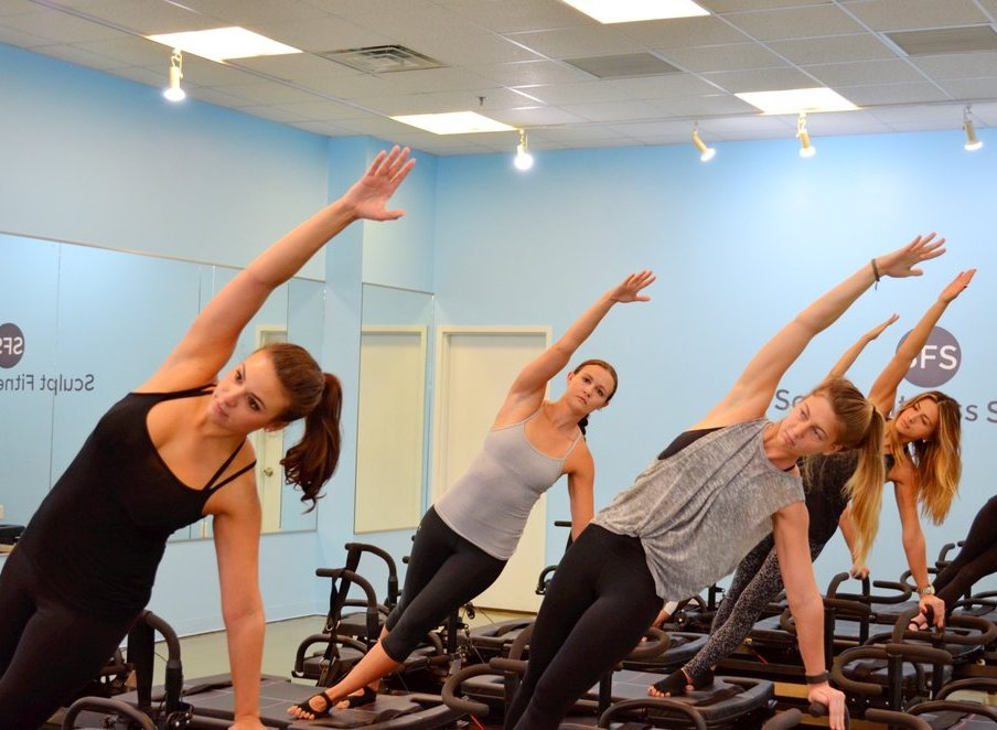 fitness classes with the unlimited option